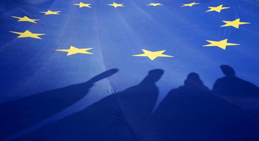EU-landene køber i dag samlet set lidt over halvdelen af den energi, de forbruger. Det gør EU afhængig af andre lande - som eksempelvis Rusland - og kompromitterer energisikkerheden. Arkivfoto.