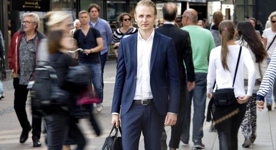 Mads Faurholt-Jørgensen, der er stifter af Nova Founders Capital.