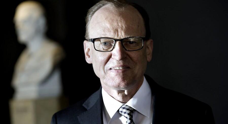 Carlsberg formand Flemming Besenbacher