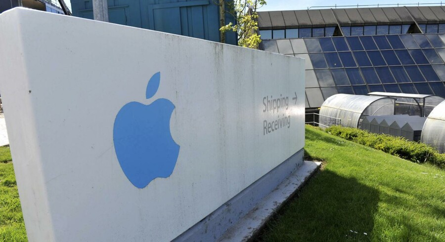 EU har formelt kastet sig over Apple Operations International, som har hovedkontor i den irske by Hollybill i Cork-området, men udelukker ikke, at andre virksomheder i landet også vil blive undersøgt. Arkivfoto: Michael MacSweeney, Reuters/Scanpix