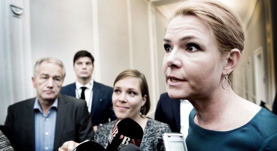 Integrationsminister Inger Støjberg har lavet en aftale med de borgerlige partier og Socialdemokraterne om nye regler for opnåelse at statsborgeskab.