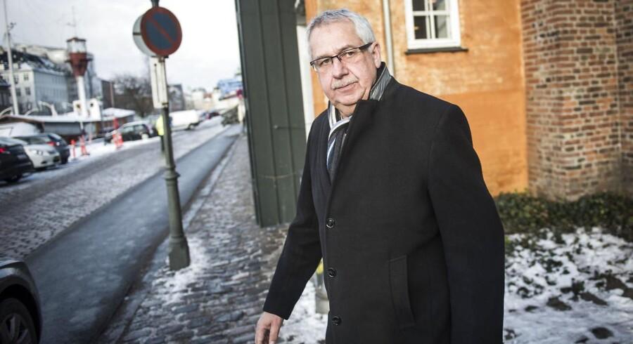 Transportminister Hans Christian Schmidt (V).