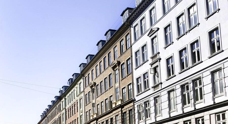 Jægerborggade på Nørrebro i København, er den gade i Norden, der har flest andelsboliger.