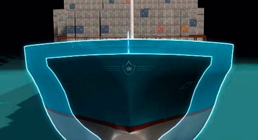 A. P. Møller - Mærsk har nu afgivet ordre på foreløbig 10 gigantiske containerskibe i Tripple E-klassen. Aldrig før er den slags fartøjer set så store. Se her hvad man får for en milliard kr.