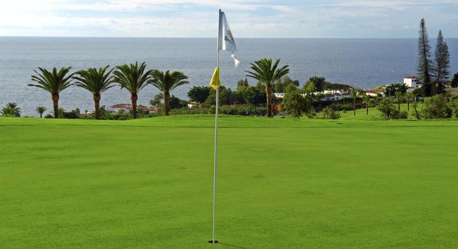 Hotellet nærmeste er nabo til en 18-hullers golfbane, der er rangeret blandt de 10 bedste i Spanien. Fotos: PR