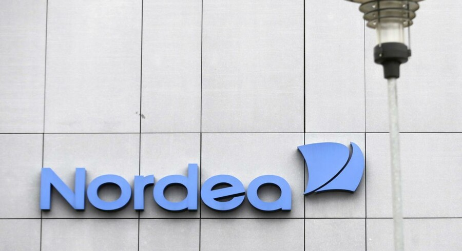 Nordea. REUTERS/Ints Kalnins/Files