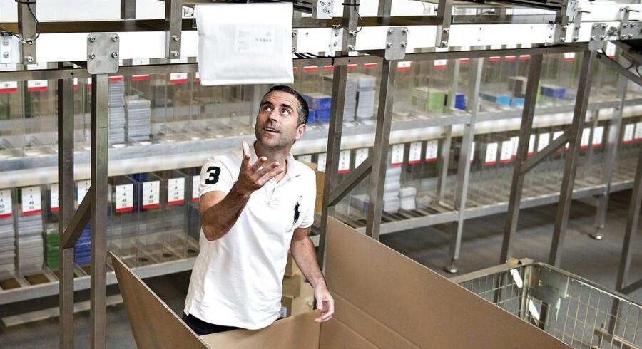 Jacob Risgaard, medejer af Coolshop samt stifter af Coolrunner.