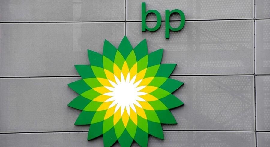 BP udgiftsfører 1,7 mia. dollar på Deepwater Horizon-katastrofen / AFP PHOTO / Andy BUCHANAN