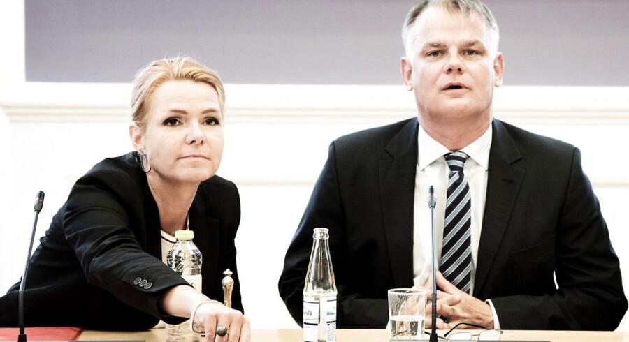 Arkivfoto: DF er tilfreds med aftalen om strammere regler for at opnå dansk statsborgerskab. Men det sidste skridt er ikke taget i den retning, siger partiets indfødsretsordfører, Christian Langballe.
