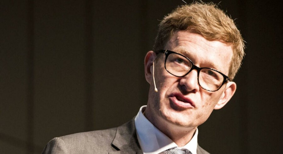 Niels B. Christiansen, topchef i Danfoss