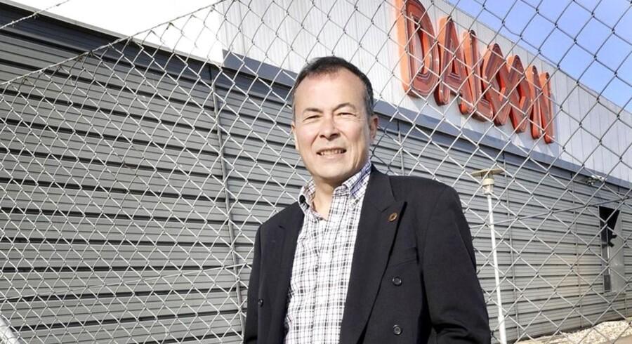 Daloons administrerende direktør, Hemming Van.