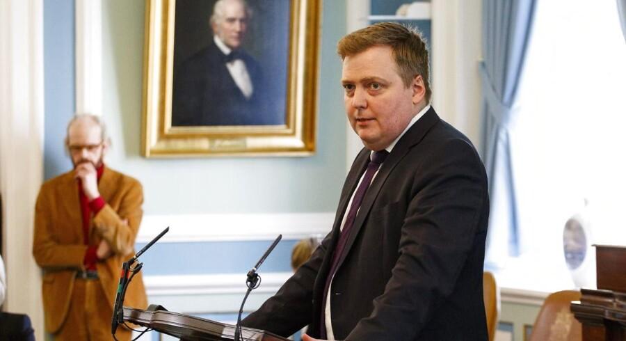Mens presset fra folket endnu ikke har fået Sigmundur David Gunnlaugsson til at udskrive valg, kan han dog muligvis blive tvunget til det.