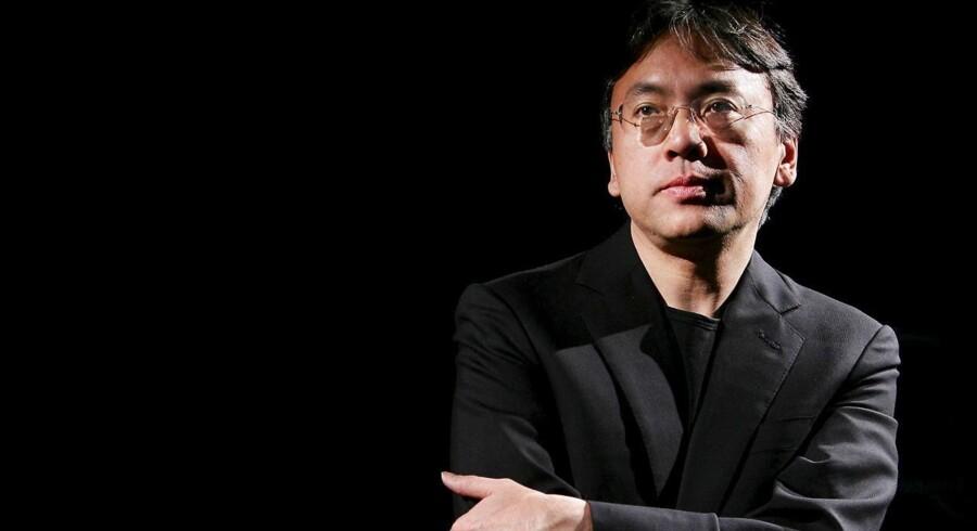 Kazuo Ishiguro får Nobels Litteraturpris 2017.