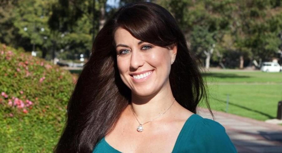 Jenny Blake har i USA sat fokus på topchefers mulighed for at træde tilbage i de meniges rækker. PR-foto