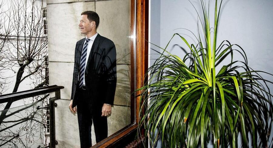 »Vi er ved et tipping point nu, hvor det for alvor tager fart,« siger Niels B. Christiansen, koncernchef i Danfoss.