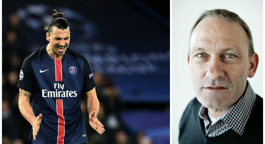 Zlatan og Elkjær. Hvem er størst?