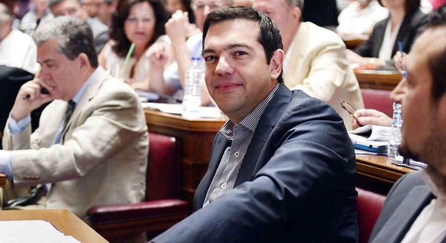 Alexis Tsipras' regering har fremlagt et reformforslag, som i EU-systemet bliver taget alvorligt og bliver kaldt troværdigt.