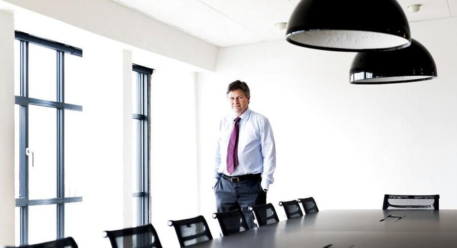 Jesper Berg, ny chef for Finanstilsynet