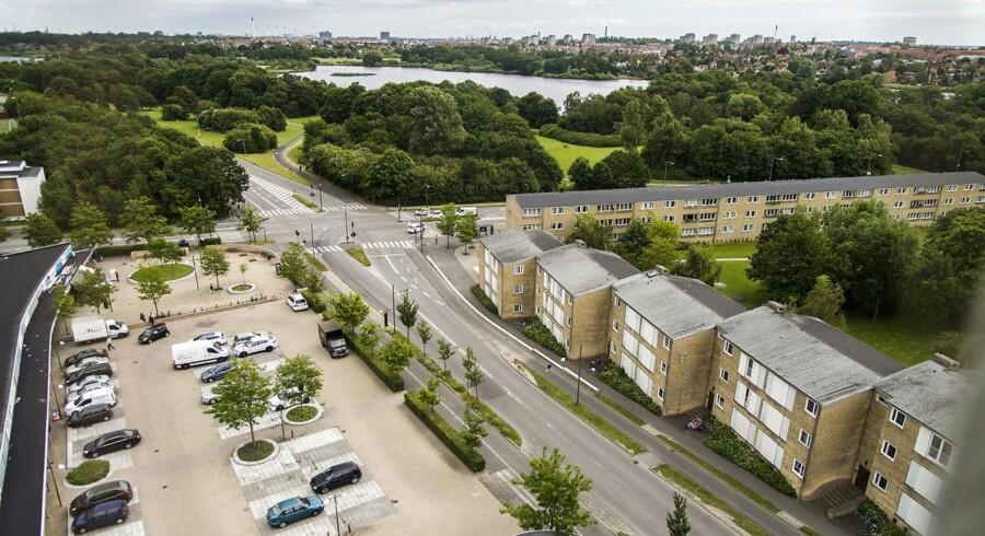 I Tingbjerg i København lever cirka hvert stvende barn i fattigdom.