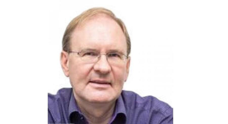 Niels Jacob Clausen, specialkonsulent