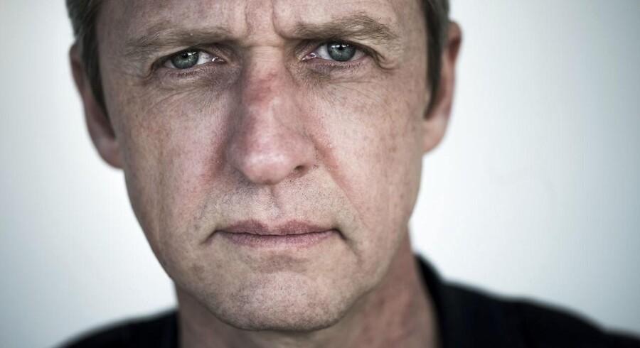 Lars Nørholt, stifter af konkursramte Hesalight
