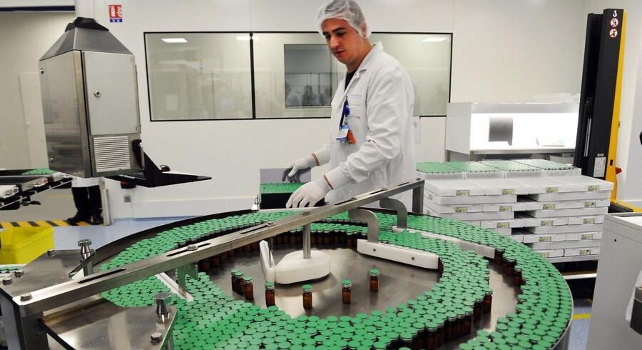 Danske Zealand Pharma har taget et skridt nærmere imod at sætte skub i salget af sit diabetesproduktet Lyxumia.