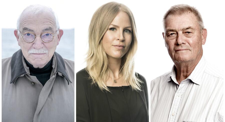 Foto: Thomas Lekfeldt, Søren Bidstrup og Linda Kastrup.
