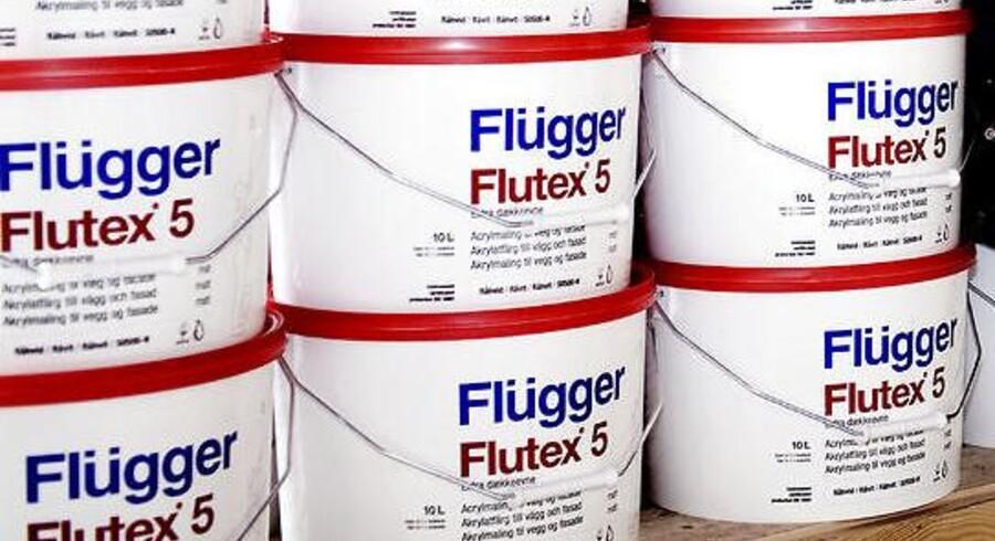 Arkivfoto: Flügger.