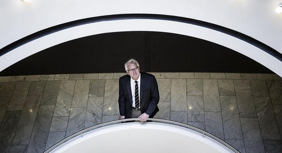 Haldor Topsøes topchef, Bjerne S. Clausen, har valgt at lukke datterselskabet Topsøe Fuel Cell.
