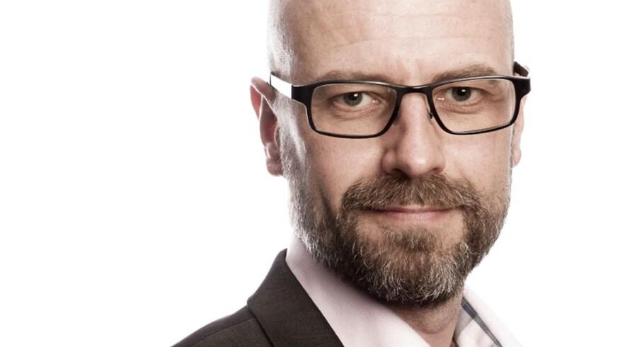 Mikael Hjort byline