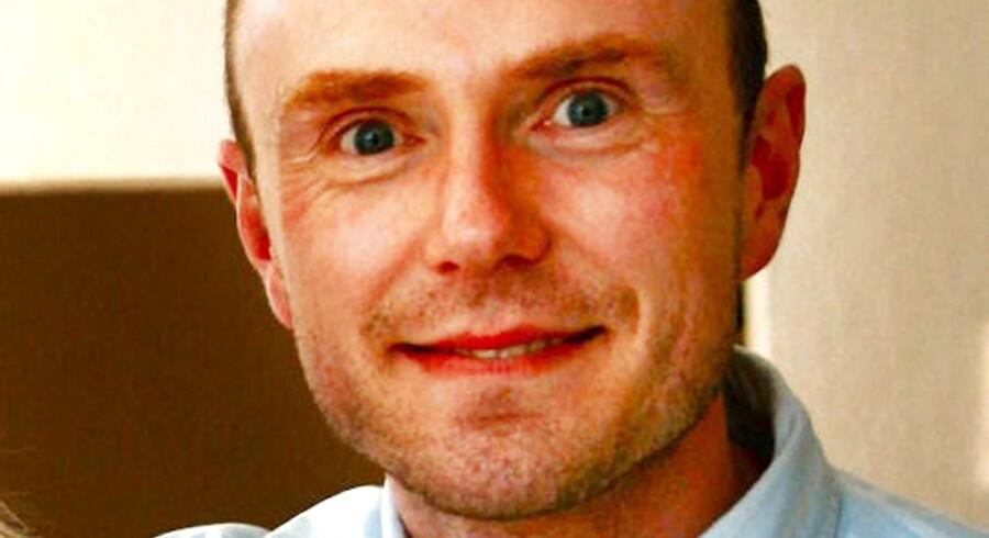 Nikolaj Holdt Mikkelsen, chefanalytiker hos Morningstar.