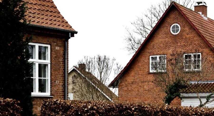 Formue, økonomisk råderum, livskvalitet og meget andet bestemmes af dit boligvalg. Arkivfoto.