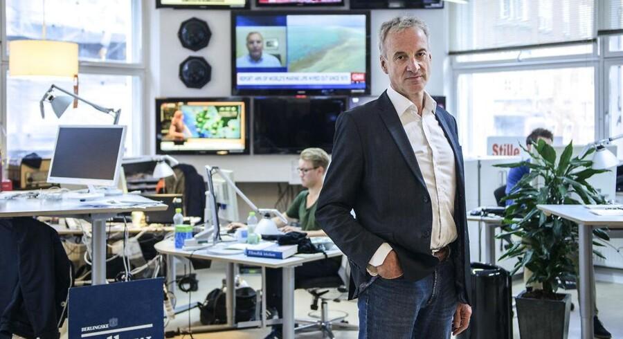 Berlingskes Jens Chr. Hansen forklarer, hvad der er op og ned i en pikant sag om den tidligere kuldsejlede færøske bank, Eik Bank.