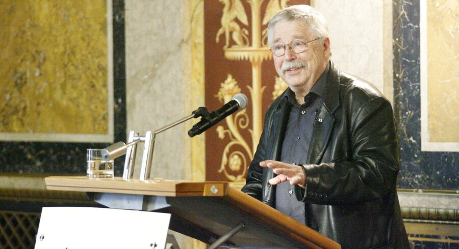 Den 77-årige sanger og tidligere aktivist i Østtyskland Wolf Biermann holdte i september 2011 en tale om demokrati i dagens samfund i det østrigske parlament.