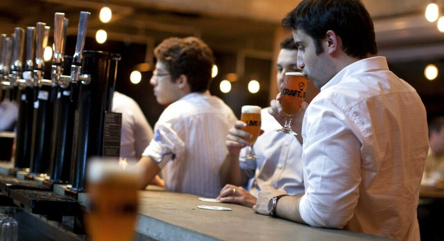 Det skotske mikrobryggeri BrewDog har blandt andet bar i Sao Paulo i Brasilien