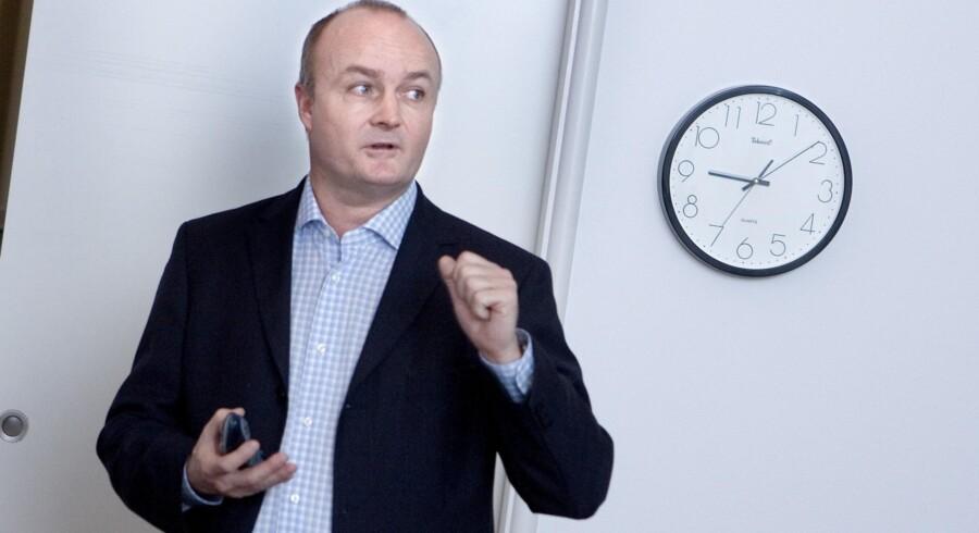 Administrerende direktør for energivirksomheden NRGis infrastruktur Gert Rieder har været glad for Xploreit-programmet, som har fungeret som en spejder for ham i Silicon Valley. Foto: Lars Helsinghof Bæk
