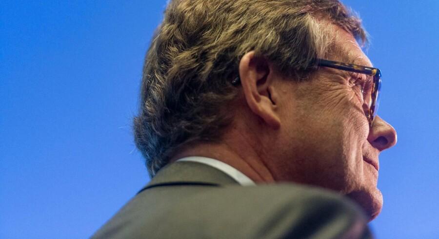 A. P. Møller - Mærsks bestyrelsesformand Michael Pram Rasmussen,