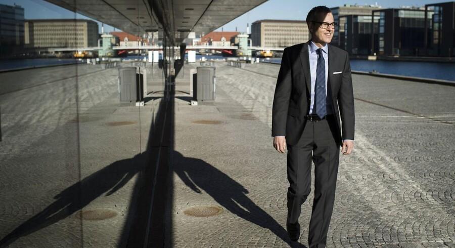 Jens Tommerup, administrerende direktør i MHI Vestas.