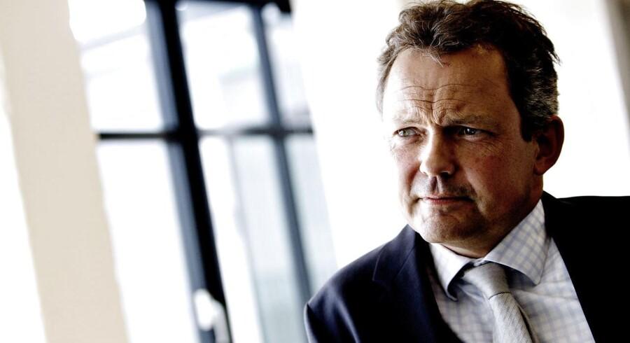 Finansrådets direktør, Ulrik Nødgaard.
