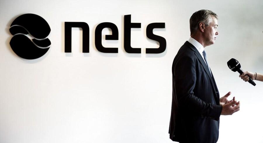 Børsnotering af Nets.
