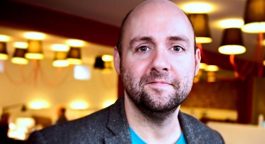 Jonathan Løw, direktør og stifter af fire virksomheder.