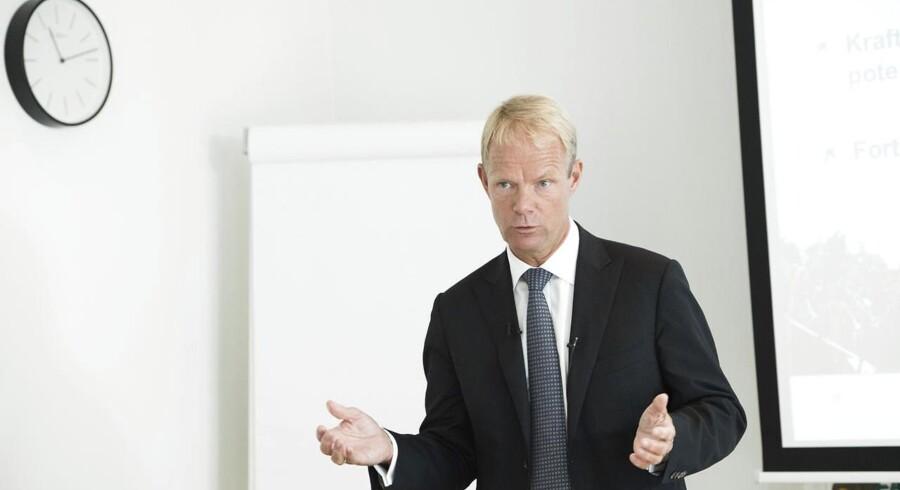 Lundbecks nye topchef, Kåre Schultz, havde selv sparekniven fremme, da han tilbage i august nedlagde cirka 1000 stillinger i medicinalkoncernen.