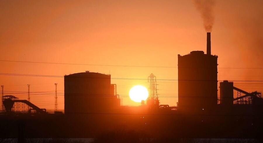 Tata Steel. ARKIVFOTO.