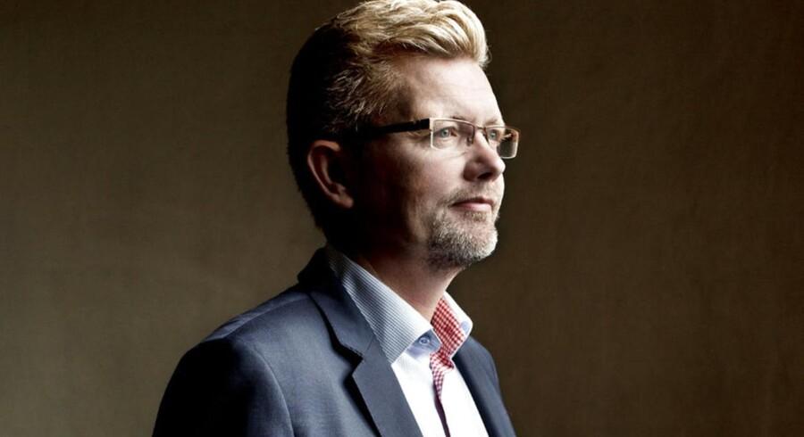 Overborgmester Frank Jensen.
