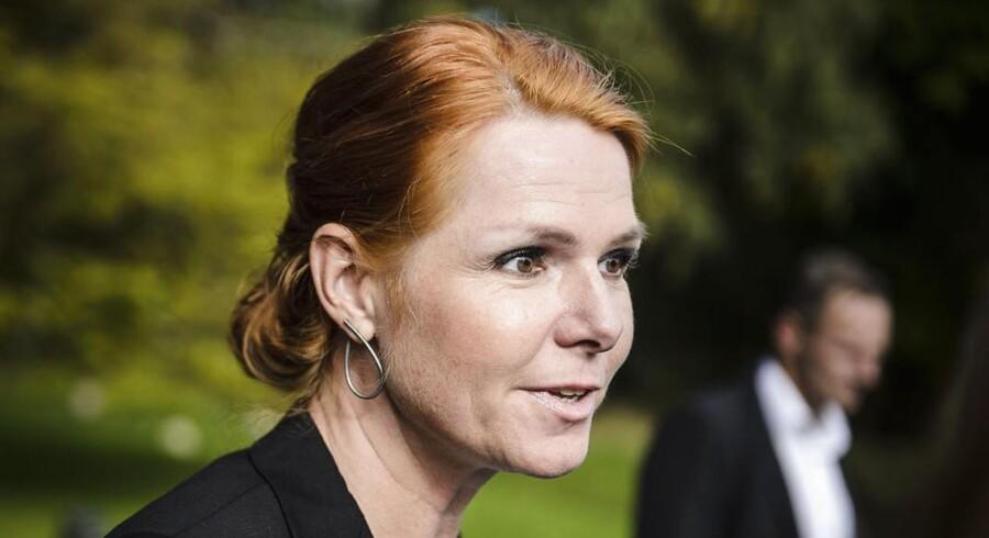 Arkivfoto: Udlændinge- og integrationsordfører Inger Støjberg (V)