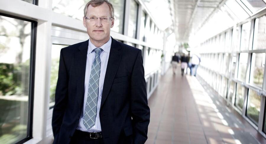 Nordea Liv og Pensions direktør Steen Michael Erichsen har måtte sande, at 2015 var et lidt sværere investeringsår end 2014.