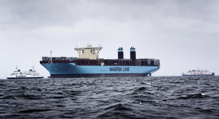 Store internationale virksomheder som Mærsk spiller en nøglerolle i FN-organisationens og nødhjælporganisationers kamp for at redde liv i takt med det stigende antal katastrofer rundt om i verden.