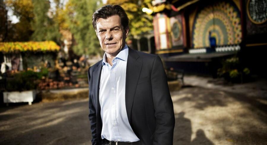 Tivolis direktør Lars Liebst.