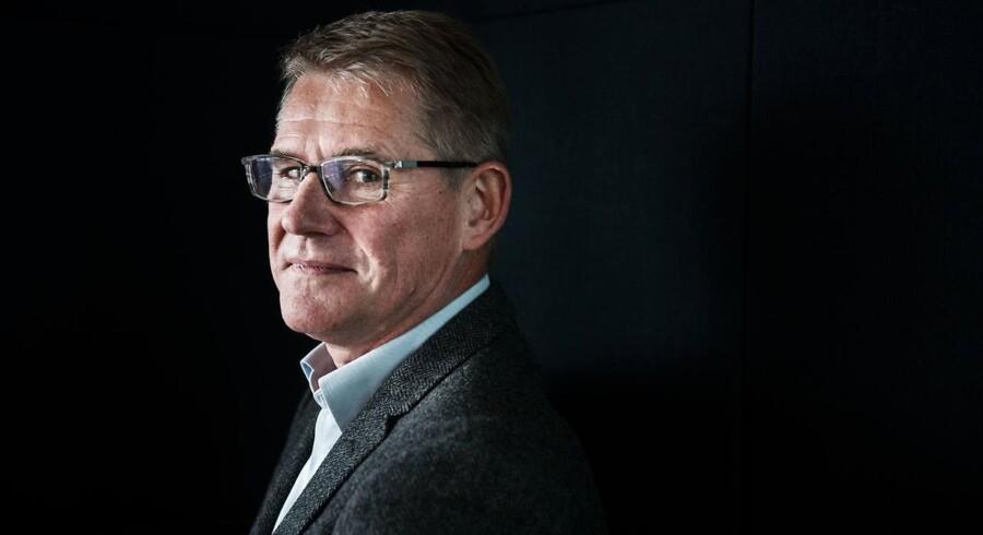 Lars Rebien Sørensen bliver ny næstformand i Novo Nordisk Fonden. Arkivfoto: Ida Marie Odgaard.