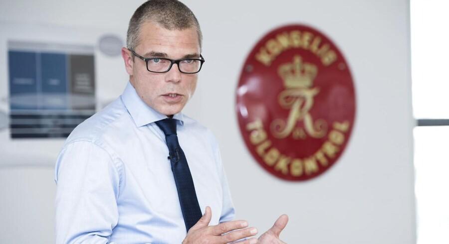 Jesper Rønnow Simonsen. Arkivfoto.